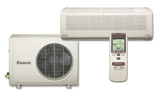 Friedrich Split System Air Conditioners for Equipment Room Cooling