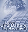Liebert Emerson Network Power Factory Replacement Batteries and UPS Extended Warranty Contracts